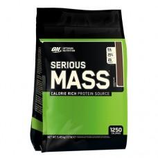 Optimum Nutrition Serious Mass 5.5 кг (Шоколад, клубника, ваниль)
