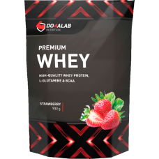 Do4a Lab Premium Whey 900 гр (Булочка с корицей, Латте, Малина, Тирамису, Шоколад)