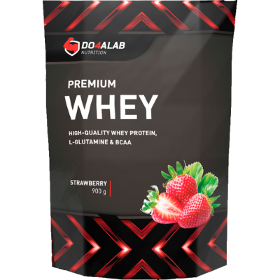 Do4a Lab Premium Whey 900 гр в Алматы
