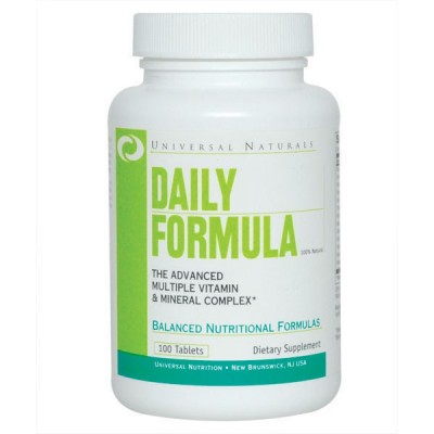 Universal Nutrition Daily Formula в Алматы