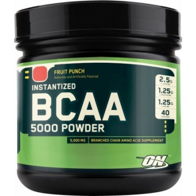 Optimum Nutrition BCAA 5000 Powder 380 гр в Алматы