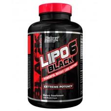 Nutrex Lipo 6 Black 120 капс