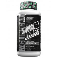 Nutrex Lipo 6 Rx 60 жидких капс.
