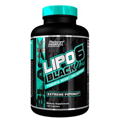 Nutrex Lipo 6 Black Hers 120 в Алматы