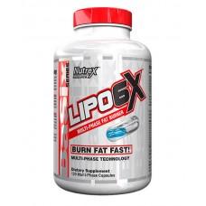 Nutrex Lipo 6x 120 капс