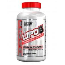 Nutrex Lipo 6 120 капс