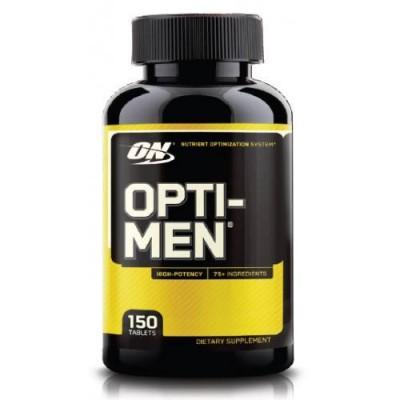 Optimum Nutrition Opti-Men 150 таб в Алматы