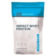 MyProtein Impact Whey Protein 1 кг (Латте, Брауни, Банан)