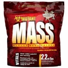 Mutant Mass 2.3 кг (Шоколад, клубника-банан, печенье, ваниль)