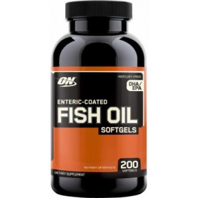 Optimum Nutrition Fish oil Omega 3 200 капс в Алматы