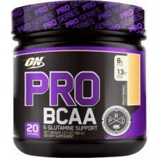 Optimum Nutrition Pro BCAA 390 гр (Фруктовый пунш, ягода-лимонад, пунш)