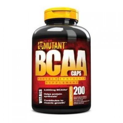 Mutant BCAA 200 капс в Алматы