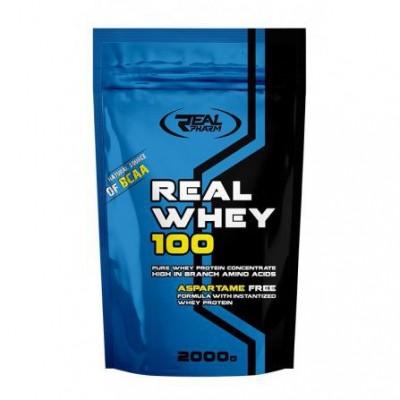 Real Pharm Real Whey 700 гр в Алматы