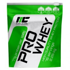 Muscle Care Pro Whey 80 900 гр (ваниль)