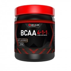 Do4a Lab BCAA 4-1-1 200 гр (апельсин, вишня, пунш)