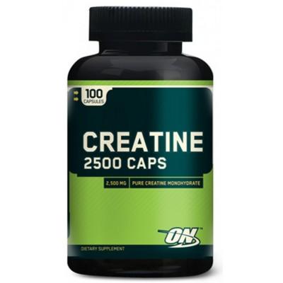 Optimum Nutrition Creatine 2500 мг 100 капс в Алматы