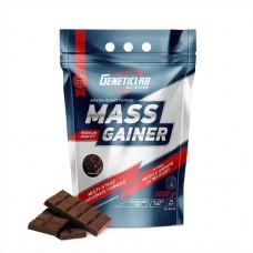 Genetic Lab Mass Gainer 3 кг (Шоколад, печенье, клубника, ваниль)