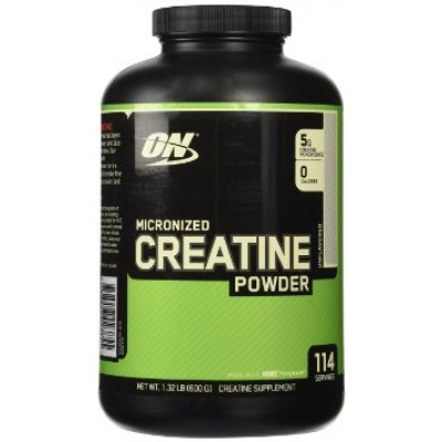 Optimum Nutrition Creatine Powder 600 гр в Алматы