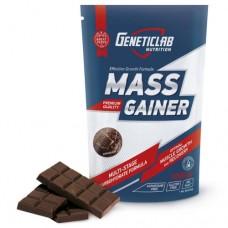 Genetic Lab Mass Gainer 1 кг (Клубника, печенье, шоколад, ваниль)