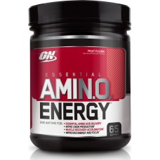 Optimum Nutrition Amino Energy 580 гр (Пунш, Апельсин, Яблоко, Персик)