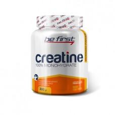 Be First Creatine powder 300 г (яблоко, малина, апельсин, цитрус, лимон)