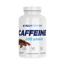 All Nutrition Caffeine 200 Power 100 кап