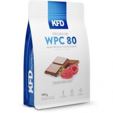 KFD Premium WPC 80 700 гр (белый шоколад, орех, соленая карамель, шоколадный торт)