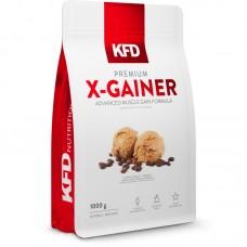 KFD X-Gainer 1000 гр (белый шоколад, вафли, карамель, печенье, бисквит)