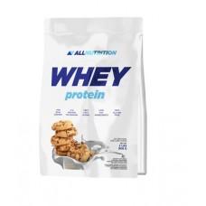 All Nutrition Whey Protein 908 гр (белый шоколад, печенье, двойной шоколад, ваниль) Польша