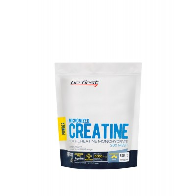 Be First Micronized CREATINE monohydrate powder 500 гр в Алматы