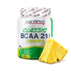 Be First BCAA 2:1:1 powder 200 гр (ананас, апельсин, виноград, вишня)