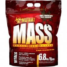 Mutant Mass 6.8 кг ( шоколад, ваниль, печенье, клубника-банан)