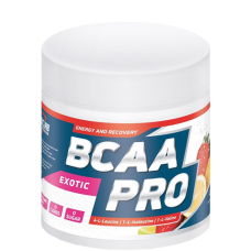 Genetic Lab Bcaa Pro 250 гр (апельсин, вишня, яблоко, экзотик, дыня, груша, ананас)