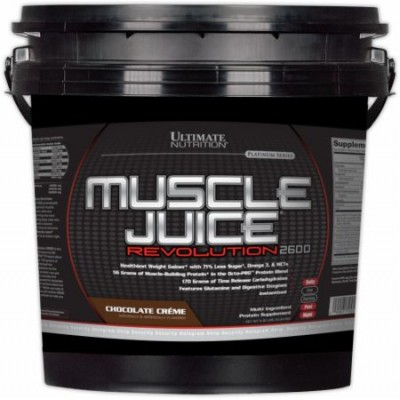 Ultimate Nutrilon Muscle Juice Revolution 5040 гр в Алматы