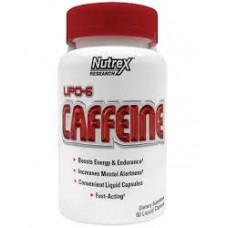 Nutrex Lipo 6 Caffeine 60 капс