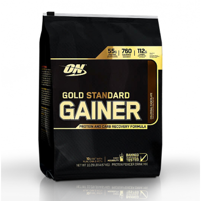 Optimum Nutrition Gold Standard Gainer 4.5 кг в Алматы