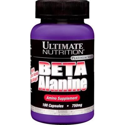 Ultimate Nutrition Beta Alanine  750 mg в  Алматы
