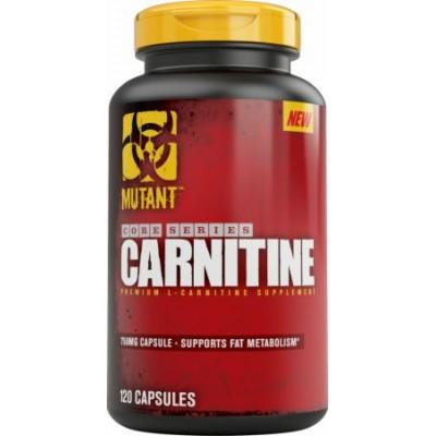 Mutant Carnitine 120 капс в Алматы
