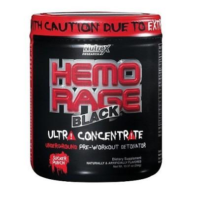 Nutrex Hemo Rage Black  30 порц в Алматы