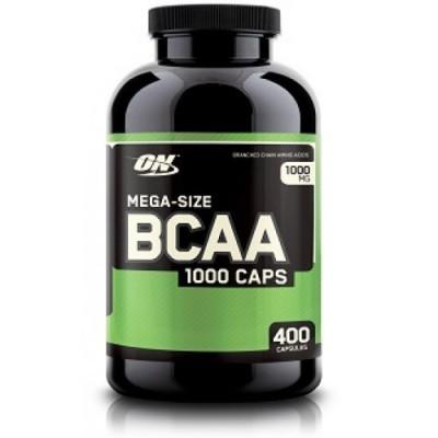 Optimum Nutrition BCAA 400 капс в Алматы