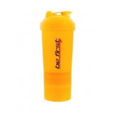 Be First Шейкер 500 мл 3-в-1 (красный, серый, белый, черный, оранжевый) (TS 1352-**)
