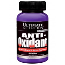 Ultimate Nutrition Anti-Oxidant Formula 50 tab.