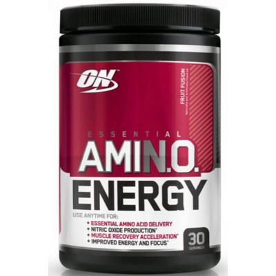 Optimum Nutrition Amino Energy 270 гр в Алматы