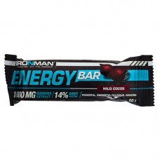 IRONMAN Energy Bar 50 гр (Кокос, Кукуруза)