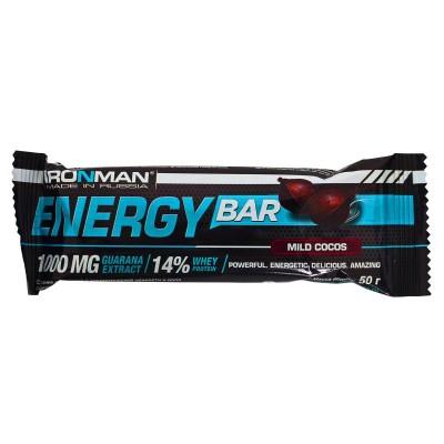 IRONMAN Energy Bar 50 гр в Алматы