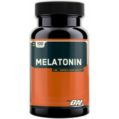 Optimum Nutrition Melatonin 100 таб 3 мг в Алматы