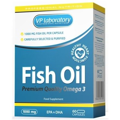 Vp Lab Fish Oil Omega-3 в Алматы